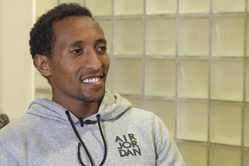 Mohammed Aman on IAAF Inside Athletics (IAAF)