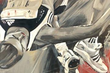 Belgacom Memorial Van Damme - Meeting Poster 2011 (MVD)
