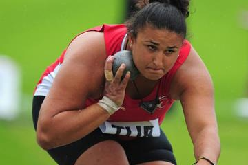 Turkish shot putter Emel Dereli (Getty Images)