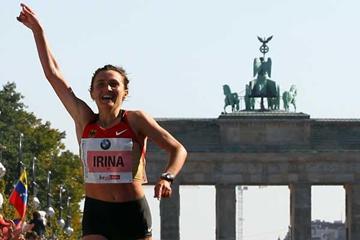 Irina Mikitenko (Getty Images)