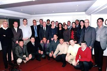 Delegates who attended Anti-Doping Meeting - Rabat, MAR, 25 February 2010 (IAAF.org)