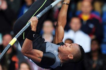 German pole vaulter Raphael Holzdeppe (Getty Images)