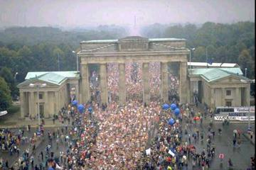 Brandenburg Gate, Berlin (Getty Images)