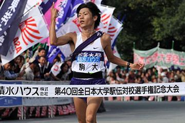 Japanese distance runner Takuya Fukatsu (Getty Images)