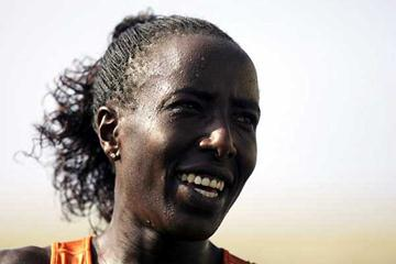 Lornah Kiplagat, a portrait of a World champion - Debrecen 2006 (Getty Images)