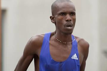 Kenyan distance runner Simon Cheprot (Organisers)