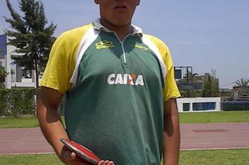 Giancarlo Lozano Faijo of Peru - World Youth contestant (Daisy Zereceda)