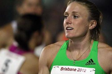 Sally Pearson at the 2012 Brisbane Track Classic (Getty Images)