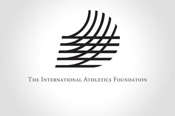 The International Athletics Foundation (IAF) logo (IAF)
