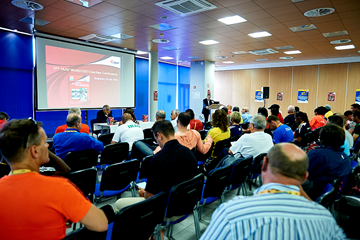 The 2nd IAAF World U20 Coaches Conference in Bydgoszcz (Getty Images)
