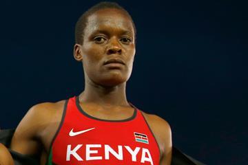 Kenyan distance runner Selah Jepleting Busienei (Getty Images)