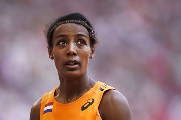 Dutch middle-distance runner Sifan Hassan (AFP / Getty Images)