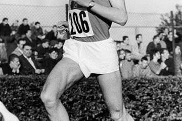 Josef Odlozil, 1500m silver medallist from the 1964 Olympics (Josef Odlozil Memorial)