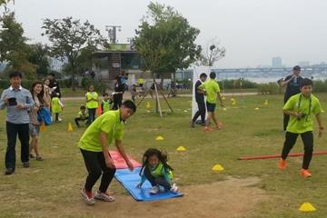 IAAF / Nestlé Kids' Athletics in Korea, September 2013 (KAAF)