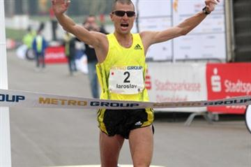 2:08:32 course record for Iaroslav Musinschi in Dusseldorf (Victah Sailer/photorun.net)