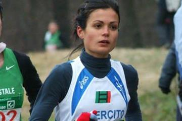 Elena Romagnolo en route to her Italian Clubs title in Monza (Lorenzo Sampaolo)