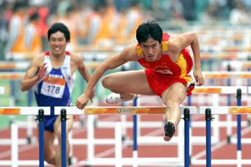 Liu Xiang takes predicted win at East Asian Games in Macau (Getty Images)