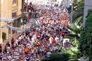 The start of the 2004 Monaco Marathon (loc)