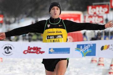 Dashing through the snow - Andrea Lalli (Nadia Verhoft)