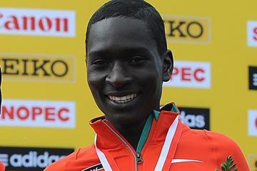 Kenyan distance runner Sheila Chepngetich (Getty Images)