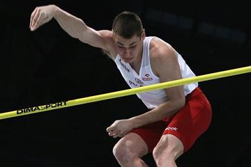 Polish pole vaulter Pawel Wojciechowski (Getty Images)