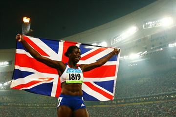 Christine Ohuruogu, Olympic 400m champion (Getty Images)