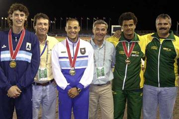 South American athletes in Sherbrooke (IAAF RDC Santa Fe)