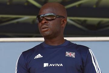 British coach Ayo Falola (Getty Images)