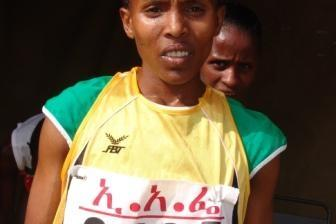 Bezunesh Urgessa (ETH) (Nahom Tesfaye)