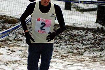 Aniko Kalovics of Hungary in Vallagarina (Lorenzo Sampaolo)