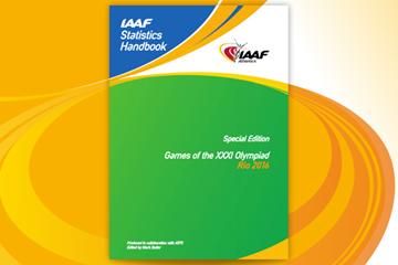 Rio 2016 Olympic Games IAAF Statistics Handbook (IAAF)