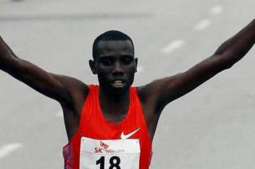 2:07:03 course record for Stanley Biwott in Chuncheon (Chuncheon organisers)
