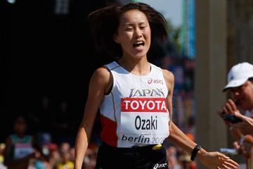 Yoshimi Ozaki (Getty Images)