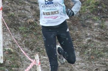 Aniko Kalovics from Hungary on her way to second victory in the Cinque Mulini (Lorenzo Sampaolo)