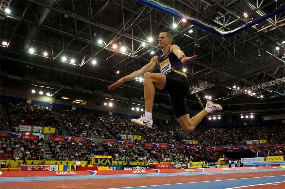 Triple Jumper image used in IAAF Disciplines (Getty Images)