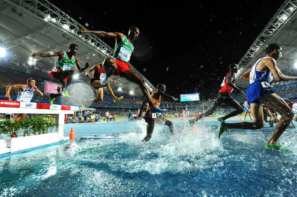 Athletics Disciplines - 3000m Steeple chase (Getty images)