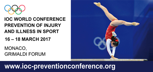 IOC World Conference on Prevention of Injury and Illness in Sport 2017