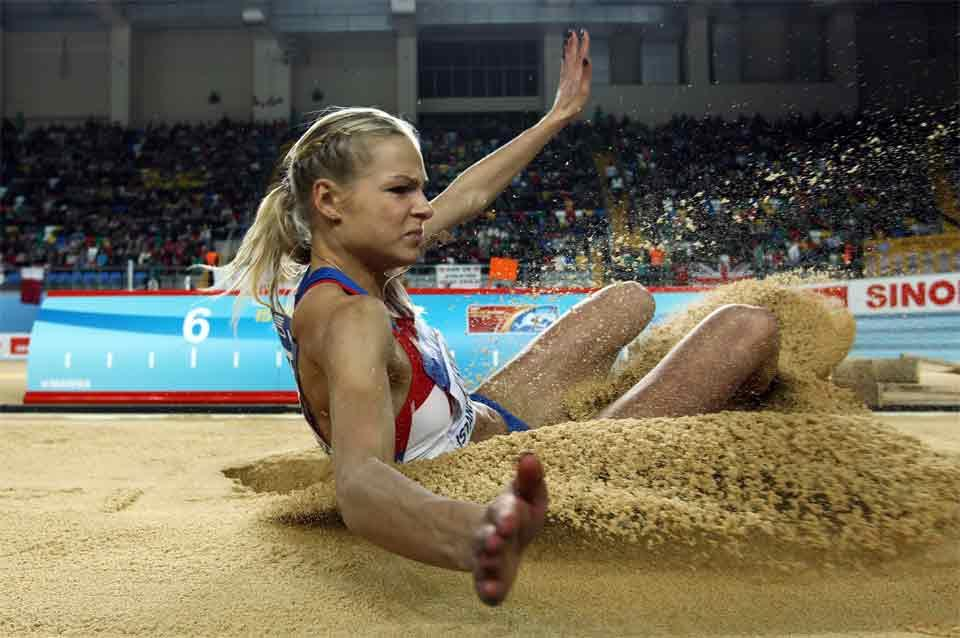 Long Jump Image used for IAAF Disciplines (Getty images)