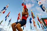 Decathlon winner Jiri Sykora at the IAAF World Junior Championships, Oregon 2014 (Getty Images)