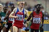 2001 World 800m Final - Wilfred Bungei heads Andre Bucher (Getty Images)