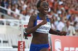 Myriam Soumare takes surprise 200m gold in Barcelona (/ Bongarts)