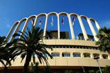A General View of the Stade Louis II in Monaco (Getty Images)