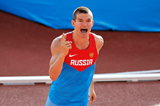 Ilya Shkurenev in the decathlon pole vault (Getty Images)