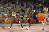 Christine Ohuruogu comes through at the end to win the 400m title (Getty Images)