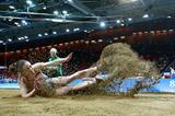 Russian long jumper Svetlana Biryukova (Getty Images)