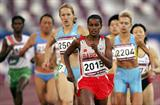 Bahraini Maryam Yusuf Jamal wins the women's 800m at the Asian Games (Getty Images)