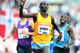 Asbel Kiprop wins the Dream Mile at the IAAF Diamond League meeting in Oslo (Mark Shearman)