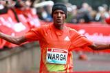Sahle Betona Warga, 2012 Toronto Marathon winner (Victah Sailer)