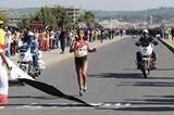 Genet Yalew wins in Addis Ababa (Bizuayehu Wagaw)