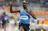 Jairus Birech, winner of the steeplechase at the IAAF Diamond League meeting in Shanghai (Errol Anderson)
